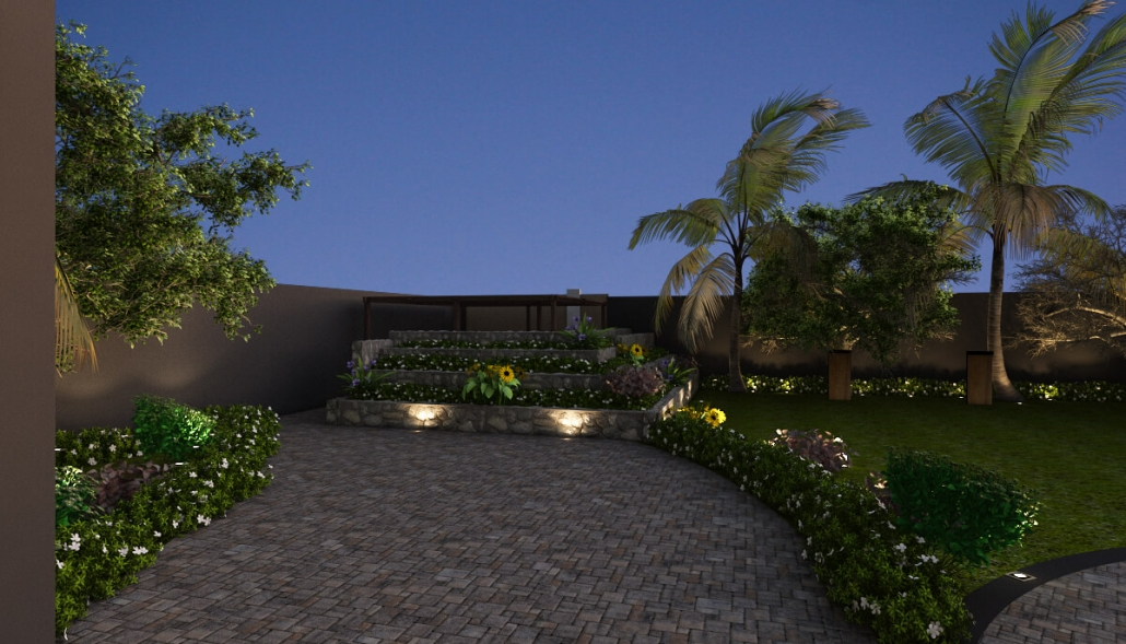 3D Exterior Design Course in Karachi